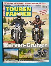 Motorrad Reisen Tourenfahrer November 2020  ungelesen 1A abs. TOP
