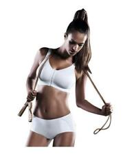 ANITA ACTIVE BRA Front Hook Seamless Sports Support WHITE 5523 36C