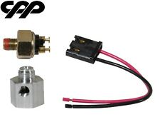 CPP Hydraulic Brake Light Switch and Fitting Kit with Pigtail