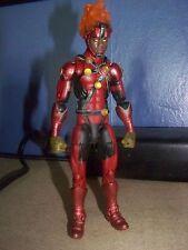custom marvel legends DC's firestorm figure