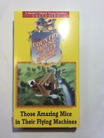New Sealed VHS Tape: Country Mouse And City Mouse Adventures Readers Digest