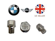 Mini, BMW Locking Wheel Nut Key ABC 31 Type 15 Splines