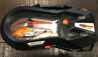 Remote Control Helicopter. Night Hunter Ready To Fly Glow In The Dark. New!!