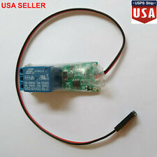 K1 10A 30V Dc Pwm Signal Relay Switch for Aircraft Remote Control Model Toy #Usa