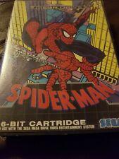 Spider-Man ( Sega Mega Drive ) complete, PAL