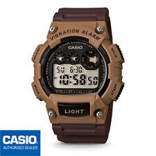 CASIO W-735H-5AVDF*W-735H-5A**ORIGINAL**ENVIO CERTIFICADO*MARRON*TIPO G-SHOCK