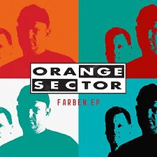 ORANGE SECTOR Farben E.P. CD 2016 LTD.300