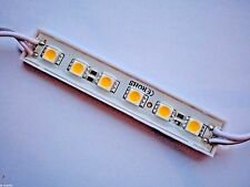L125 /  1 Stück LED Modul 6xPower SMD   LEDs   Warmweiß    IP65  12V