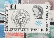 Britische Gebiete in der Antarktis 1963 bis 2008 tolle Sammlung, gute Serien