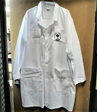 Halloween Medical Consultant, Lab Coat Walter Reed Bethesda Logo 3XL
