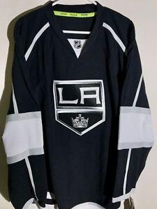 Reebok Authentic NHL Jersey Los Angeles Kings Team Black sz 52