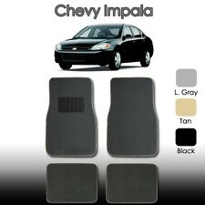 2006 2007 2008 2009 2010 2011 2012 2013 2014 2015 FOR Chevy Impala Floor Mats