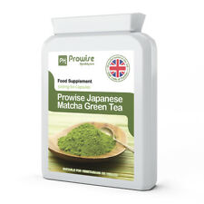 Prowise Japanese Matcha Green Tea 500mg 60 Capsules