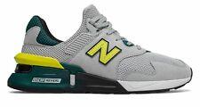Para Hombre 997 Sport New Balance Zapatos Gris Con Amarillo