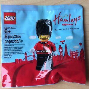 Hamleys Exclusive LEGO Royal Guard mini figure. BNIB. BRAND NEW