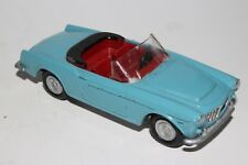 Mercury,1960's Fiat 1500 Spyder Convertible, Original