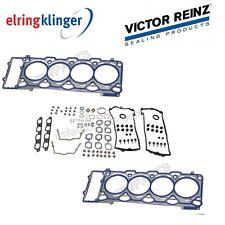 BMW E60 E63 E64 645Ci 4.4L V8 Engine Cylinder Head Gasket Set Elring Klinger