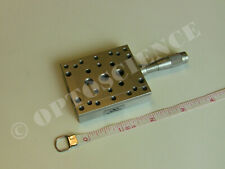 Newport UMR5.16 Linear Translation Stage with BM11.16 Micrometer