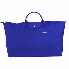 LongChamp Women's Le Pliage Club Travel Bag XL Cobalt Blue