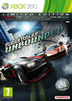 Ridge Racer Unbounded Limited Edition Xbox 360 Namco