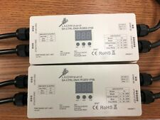 Waterproof 4 Channel DMX-RGB-W LED Controller SKU: SA-CTRL-DMX-RGBW-IP66