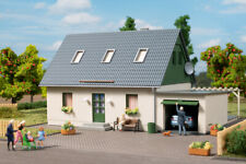 Auhagen 11454 Spur H0 - Einfamilienhaus mit Garage NEU und OVP