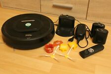 iRobot Roomba 770 Vacuum Cleaning Robot / Charging Dock, 2 Virtual Walls, Remote