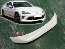 Painted in #K1X White ducktail trunk spoiler for 12~20 Toyota GT86 Subaru BRZ ◎