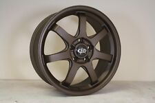 "1x Rota SDX 17"" Alloy Honda Civic S2000 Mazda MX5 IS200 Altezza MR2 Swift 5x114"