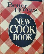 Better Homes and Gardens New Cook Book 5 ring binder 1981 9th edition 4th print