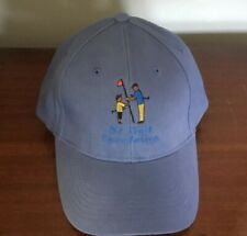 North End NJ Golf Foundation Blue Cap One Size Fit All Adjustable