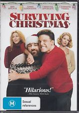 SURVIVING CHRISTMAS - Ben Affleck, Christina Applegate, James Gandolfini - DVD
