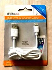I PHONE 5-6 CHARGING LEAD CHARGER CABLE MADE FOR I PHONE