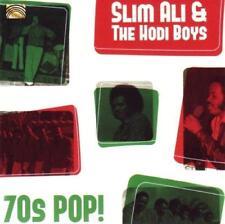 Slim Ali And The Hodi Boys - 70s Pop (NEW CD)