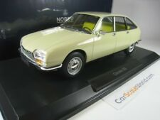 CITROËN GS 1971 1/18 NOREV (ÉRABLE BEIGE)