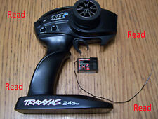Traxxas X-maxx TQi Bluetooth 2.4ghz 2ch Radio Transmitter TSM 6533 Receiver READ