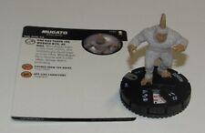 Mugato 032 Star Trek Postal Équipe WizKids Heroclix Rare