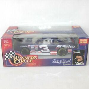Dale Earnhardt Sr #3 AC Delco 1997 Chevrolet Monte Carlo 1:24 Scale Nascar & Box