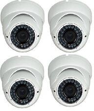 HD 3MP TVI 1500P Dome Camera 1/3 Sony CMOS, Varifocal 2.8-12mm LensLED IRs New
