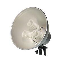 DynaSun CY25WT 450W E27 Studioleuchte Fotolampe mit 3 Tageslichtlampe DayLight