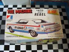 JoHan 1970 Rebel The Machine Air Box Only C-2670