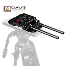 ON SALE Dovetail Quick Baseplate Mount Kit Fr Sony VCT-U14 Tripod RED ARRI Alexa