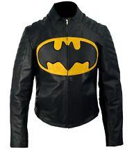 Batman Costume Men's Leather Jacket