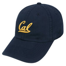Cal Bears Official NCAA Adjustable Cotton Crew Hat Cap by TOW 312606