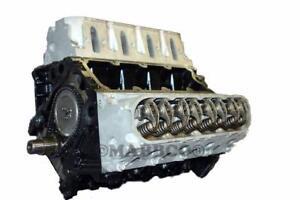 GM Chevrolet 5.3 325 Premium Long Block 1999-2007 Cast Iron Block without AFM