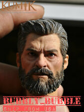 1/6 Wolverine Head w/ neck For Logan X-men Hugh Jackman SHIP FROM USA ☆IN STOCK☆