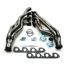 Exhaust Header-Power Steering, Auto Trans, Cleveland, Power Brakes H8407