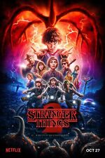 Stranger Things 2 Poster Print Season 2 24x36 inches