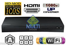 NEW Samsung BD-J5700 Wi-Fi Multi Zone All Region Free Blu-Ray DVD Player