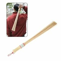 Bamboo Body Massage Sticks Natural Relaxation Fitness Hammer Wood Relax Pat Rod
